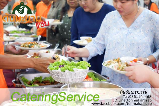cateringService จัดอาหารนอกสถานที่โดยพ่อครัวแมว