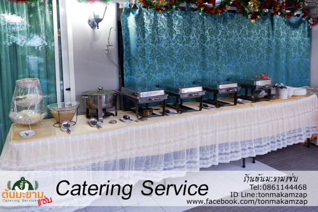 รับจัดเลี้ยงนอกสถานที่ catering service